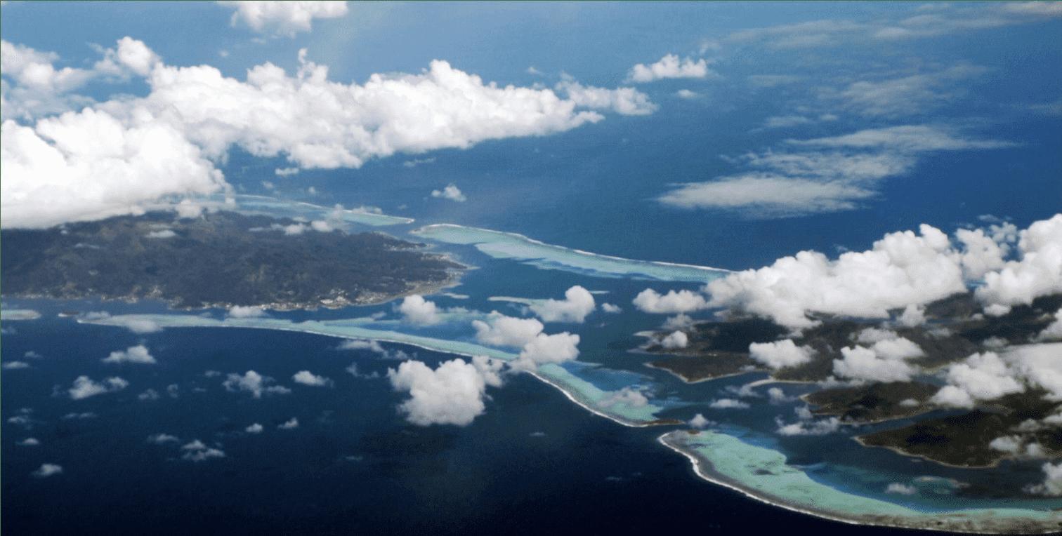 Raiatea, the sacred island